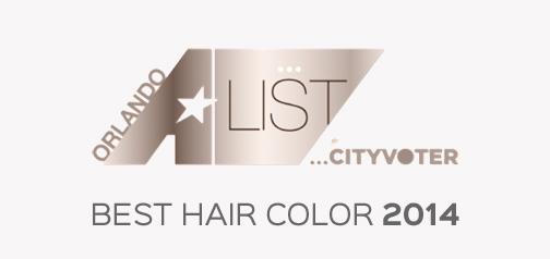 A-List Hair Color 2014