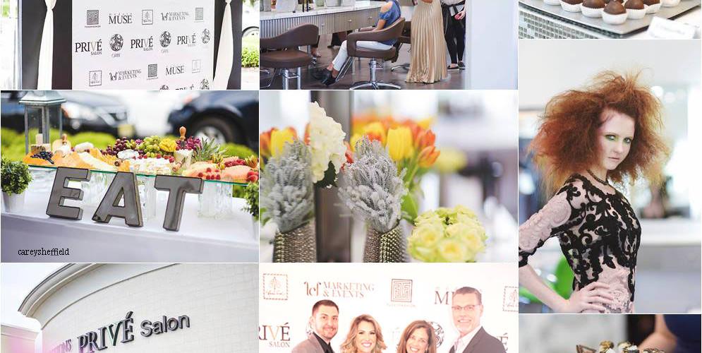 Privé Salon 10th Anniversary Celebration
