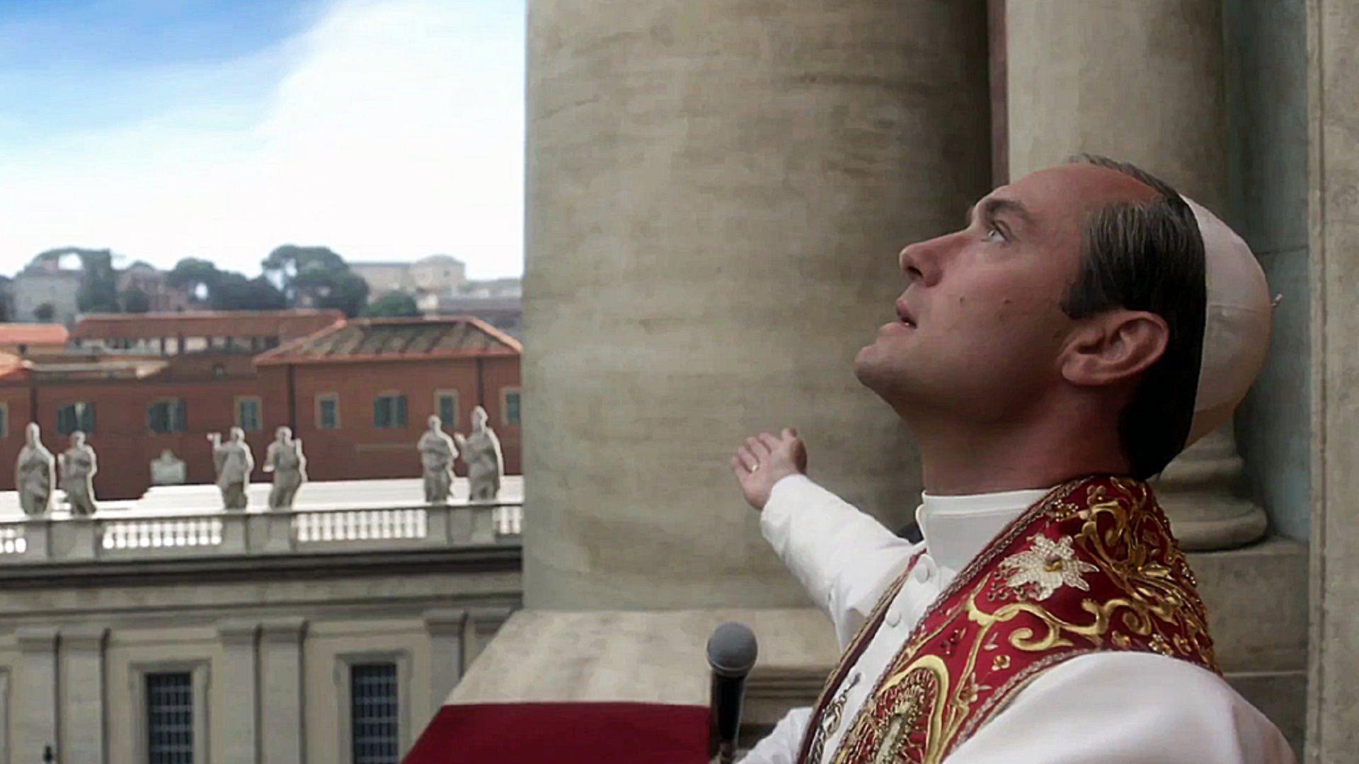 Lenny Belardo...The Young Pope